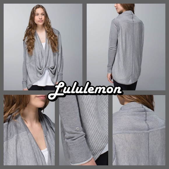 f674573663 lululemon athletica Sweaters -  LAST CHANCE      lululemon  Iconic Sweater  Wrap